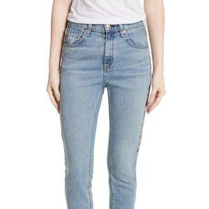 Rag & Bone Light Wash Jeans